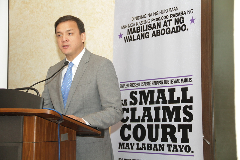 small claims courts in the philippines Small claims forms small claims courts, also called people's court, is a court of limited jurisdiction limited jurisdiction means only certain matters may be filed.